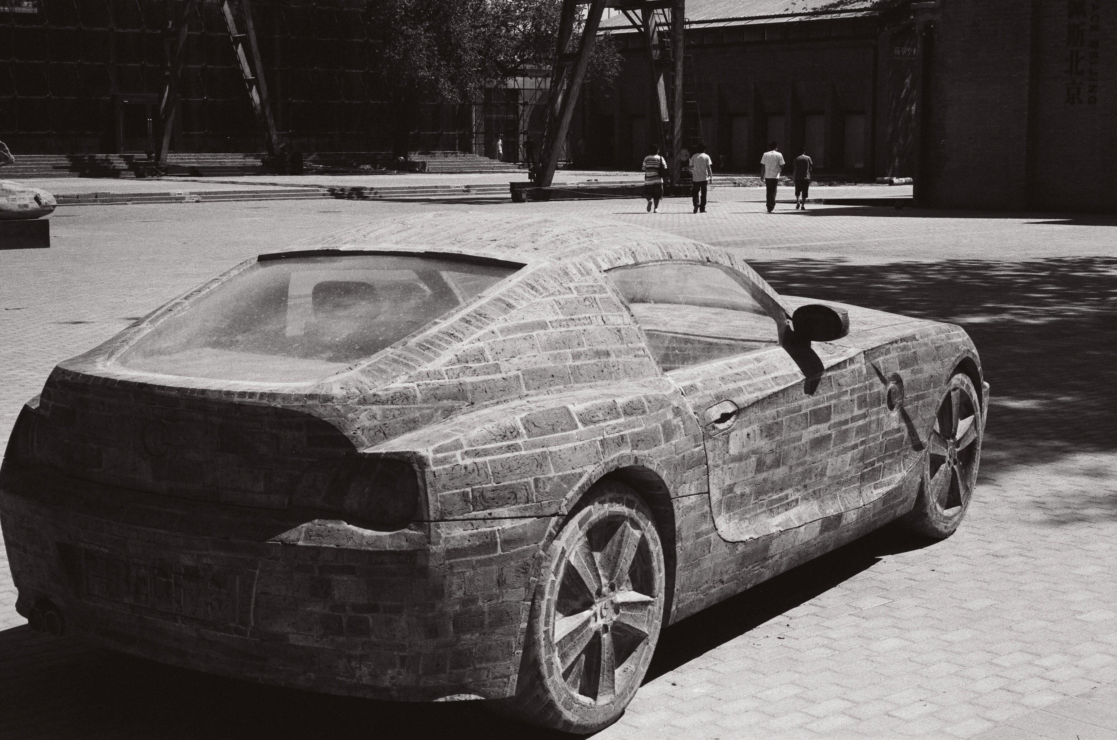 Bye bye Aston Martin !
